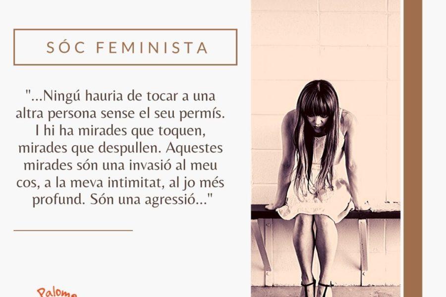 SÓC FEMINISTA